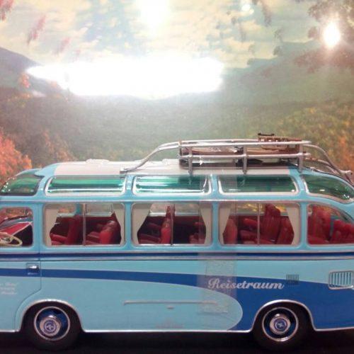 Mit dem Bus zum Elba Sonica
